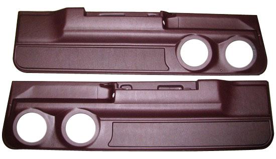 Interior Car Door Panel Parts